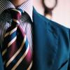 ストライプシャツに合うネクタイ|厳選9コーデ