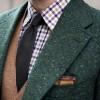 チェックシャツに合うネクタイ|厳選7コーデを解説